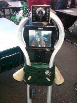 Lauren robot