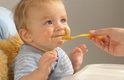 baby nutrition