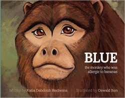 Blue the Monkey