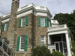 Roosevelt home