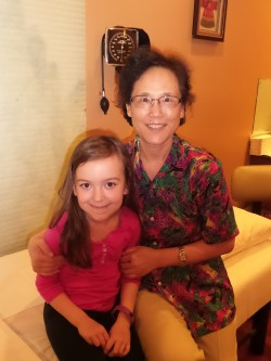 Morgan Bluntzer & Dr Li
